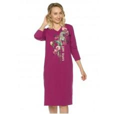 Платье женское Pelican PFDJ6807 пурпурное