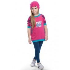Комплект для девочки Pelican GAML387 pink
