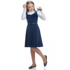 GDV7032 Платье для девочек Pelican, синий-blue