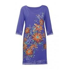 DDJ685 Платье женское Pelican, лиловый-lilac