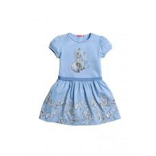 GDT3003 Платье для девочек Pelican, голубое