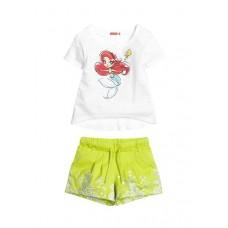 Комплект для девочки Pelican GATH394 белый-white
