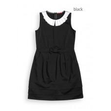 GDV7017 Платье для девочек Pelican, black