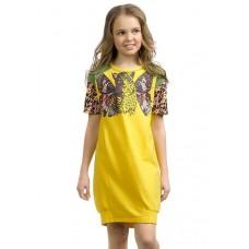 Платье для девочки Pelican GDT492/1 banana