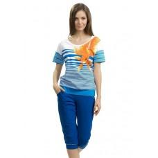 Пижама женская Pelican PTB681/1 fish