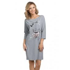 PDJ692 Платье женское Pelican, серое