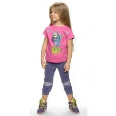 Комплект для девочки Pelican GATB384 pink