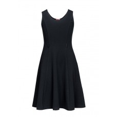GDV7032 Платье для девочек Pelican, черный-black