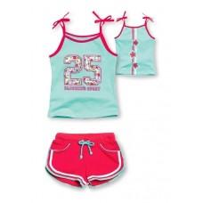 Комплект для девочки Pelican GAVH375 aqua