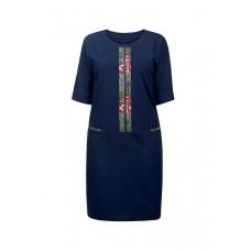 PDT691 Платье женское Pelican, синее