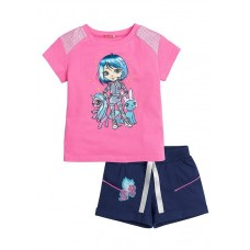 Комплект для девочки Pelican GATH384 pink