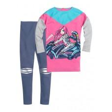 Комплект для девочки Pelican GAML488 pink