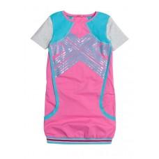 GDT588 Платье для девочек Pelican, pink