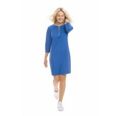 DFDJ6701 Платье женское Pelican, синее