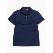 """Джемпер(модель """"футболка"""") для мальчика Pelican BTRP8002U синяя"""