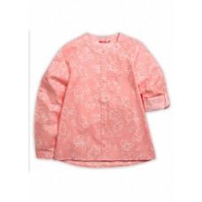 Блузка для девочки Pelican GWCJ4051 персиковая