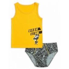 Комплект для мальчика Pelican BUAVL3171 желтый