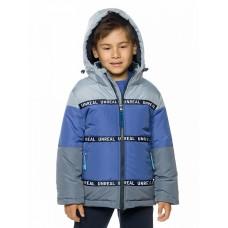 Куртка для мальчика Pelican BZXL3193 синяя
