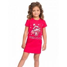 Ночная сорочка для девочки Pelican WFDT3786U красная