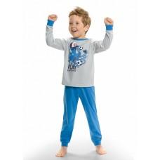 NFAJP3056 Пижама для мальчиков Pelican, серая