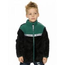 Куртка для мальчика Pelican BFXS3192/1 зеленая