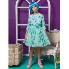 Блузка для девочки Pelican GWCJ4108 ментол