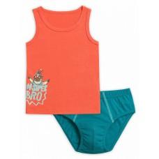 Комплект для мальчика Pelican BUAVL3172 оранжевый