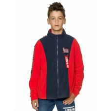 Куртка для мальчика Pelican BFXS4194 красная