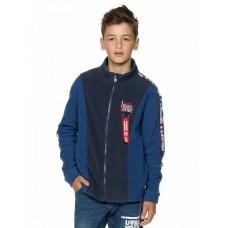 Куртка для мальчика Pelican BFXS4194 синяя