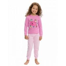 WFAJP3144U Пижама для девочек Pelican, розовая