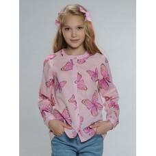 Блузка для девочки Pelican GWCJ4109 пудра