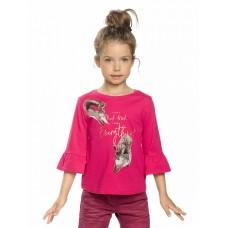 Джемпер для девочки Pelican GFJ3138 пурпурный