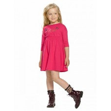 Платье для девочки Pelican GFDJ3138 пурпурное