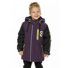 Куртка для мальчика Pelican BZXL3192 коричневая