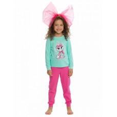 WFAJP3143U Пижама для девочек Pelican, ментол