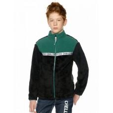 Куртка для мальчика Pelican BFXS4192/1 зеленая