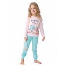 WFAJP3179U Пижама для девочек Pelican, розовая