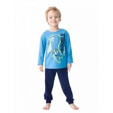 NFAJP3173U Пижама для мальчиков Pelican, синяя