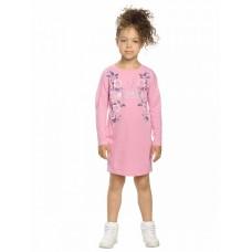 Платье для девочки Pelican GFDJ3135 розовое