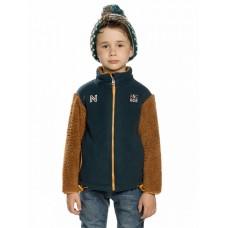 BFXS3131/1 Куртка для мальчиков Pelican, темно-синяя