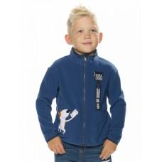 Куртка для мальчика Pelican BFXS3194 синяя