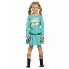 GFDJ3137 Платье для девочек Pelican, лед