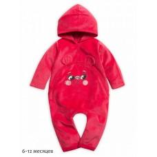 Комбинезон для девочки Pelican GFKK1786 красный