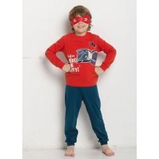NFAJP3086 Пижама для мальчиков Pelican, красная