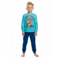 NFAJP3140U Пижама для мальчиков Pelican, бирюза