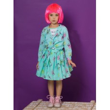 Блузка для девочки Pelican GWCJ3108 ментол