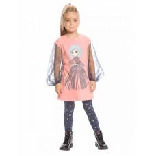 GFAJL3154 Комплект для девочек Pelican, розовый
