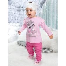 GFAJP1148 Комплект для девочек Pelican, розовый