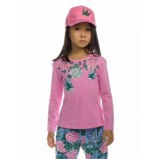 Джемпер для девочки Pelican GFJ3159 розовый