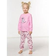 WFAJP3106 Пижама для девочек Pelican, розовая